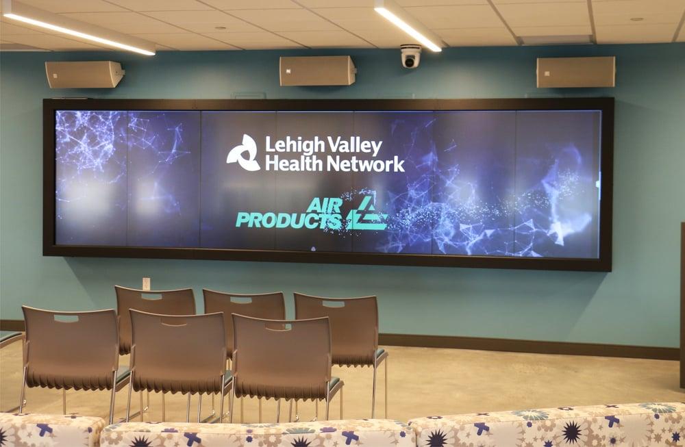 lehigh-valley-health-prysm-video-wall