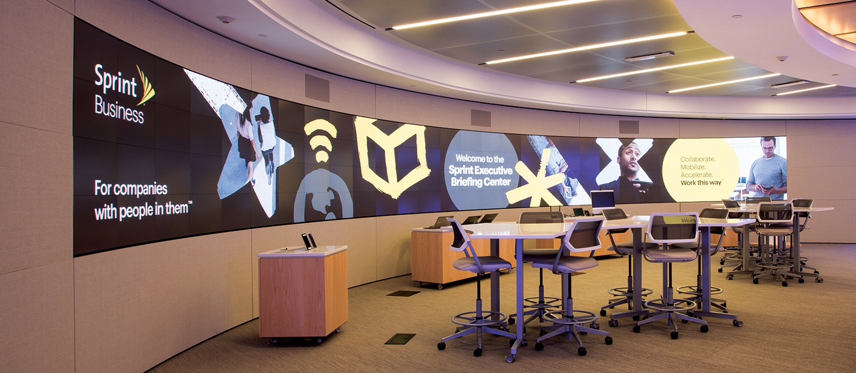 Sprint Executive Briefing Center